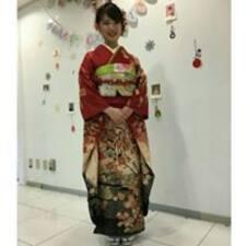 Profil utilisateur de Rina