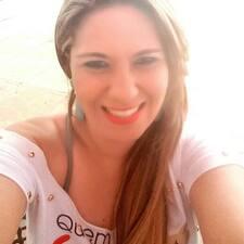 Alini felhasználói profilja