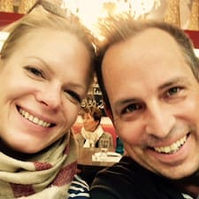 Nutzerprofil von Verena & Frank