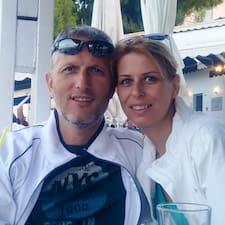 Stelios & Anthi felhasználói profilja