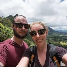 Erika & Seth User Profile