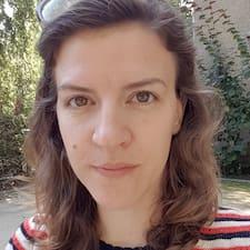 Profil utilisateur de Élisa