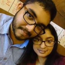 Ansitha User Profile