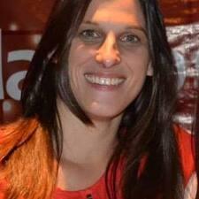 Ana Celeste felhasználói profilja