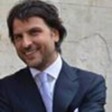Användarprofil för Raffaele