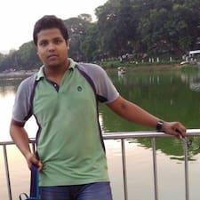 Tridip User Profile