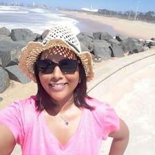 Evashnee felhasználói profilja
