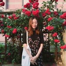 Perfil do usuário de 예린