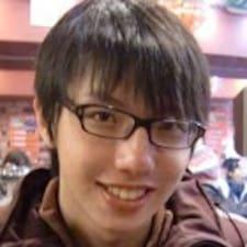 Profil utilisateur de Mu-Chieh