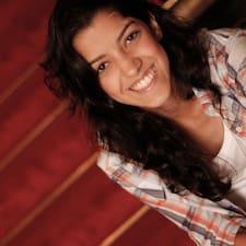 Maria Luísa felhasználói profilja