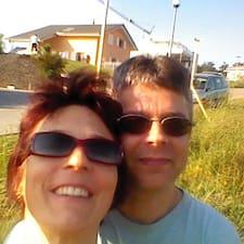Sibylle & Cédric on supermajoittaja.