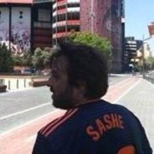 Användarprofil för Sashe