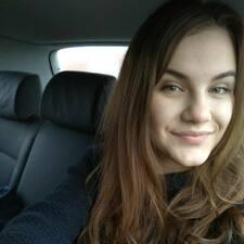 Natálie User Profile
