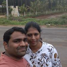 Profilo utente di Madhavi