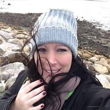 Profil utilisateur de Jeannine