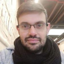Henkilön Jerónimo käyttäjäprofiili