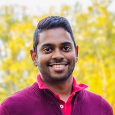 Profil utilisateur de Narendran