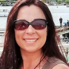 Nadine - Uživatelský profil
