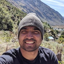 Gebruikersprofiel Srinivasa