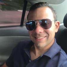 Ernesto felhasználói profilja