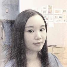 Perfil do utilizador de 雯雯