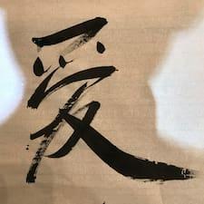 Användarprofil för Liu
