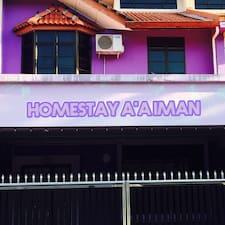 Aaiman User Profile