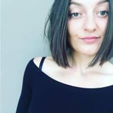 Profil utilisateur de Amandine