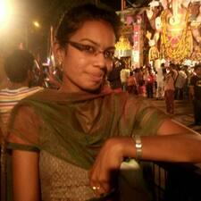 Nutzerprofil von Saranya