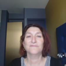 Jocelyne felhasználói profilja