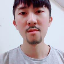 Henkilön Yu-Pei käyttäjäprofiili