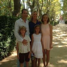 Profil korisnika Cécile & Jean-Francois