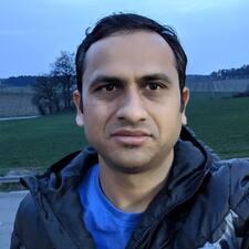 Surjeet felhasználói profilja
