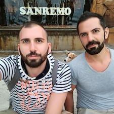 Perfil do usuário de Davide&Matteo