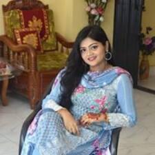 Nutzerprofil von Sanjana