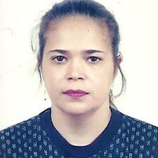 Profilo utente di Simonne