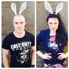 Sean & Mariya je superhostitelem.