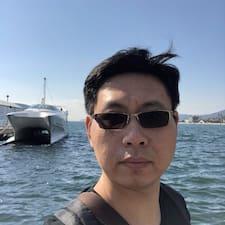 Weizi - Uživatelský profil