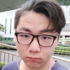 Perfil do utilizador de 钰喆