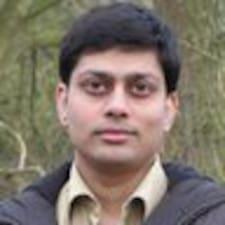 Saptarshi felhasználói profilja