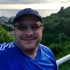 Henkilön José Carlos Zapata käyttäjäprofiili