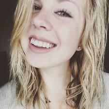 Profil Pengguna Kaleigh