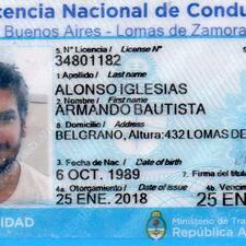 Профіль користувача Armando