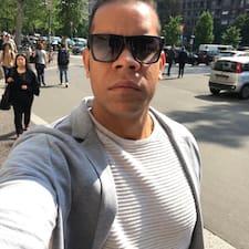 Profilo utente di Luis Cláudio
