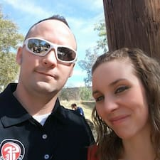 Brandon & Sarah User Profile