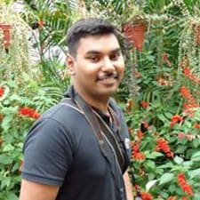 Thusyenthiran felhasználói profilja