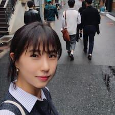 Perfil do utilizador de Eun Kyoung