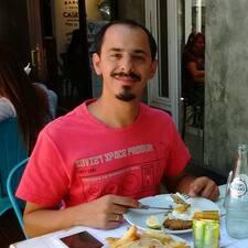 Juan的用戶個人資料