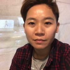 Hong Jin felhasználói profilja