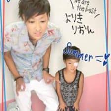 Perfil do usuário de Yoriki